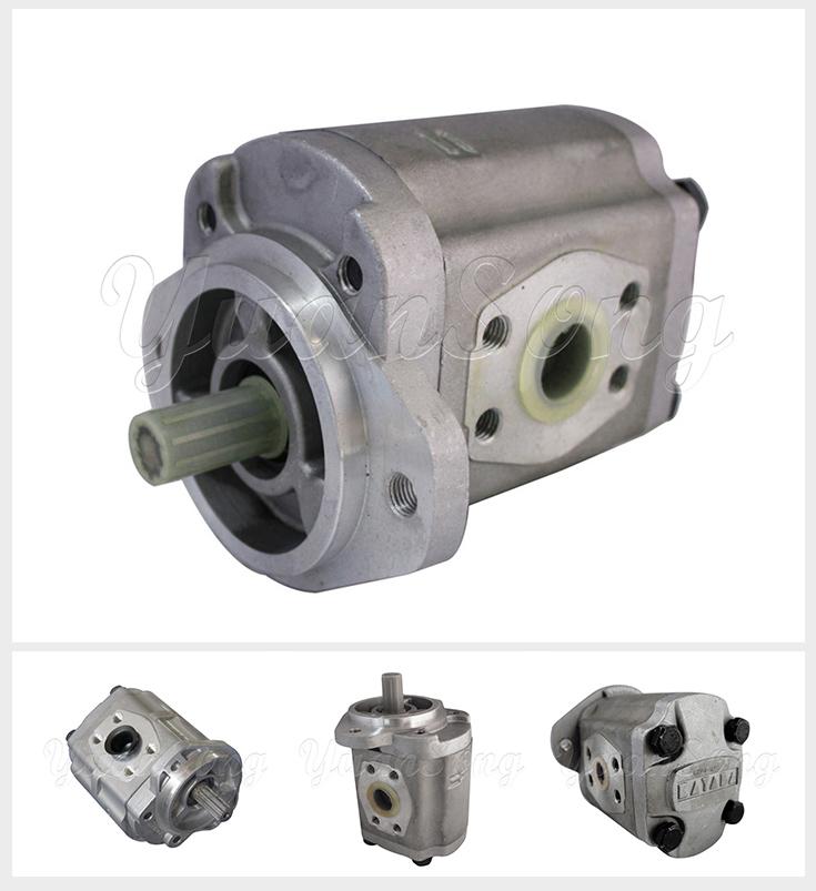 New Hydraulic Gear Pump 67110-23870-71 671102387071 For TOYOTA FORKLIFT