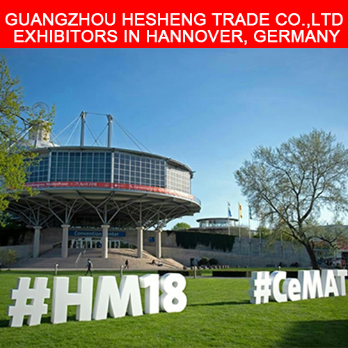 Guangzhou hesheng Trade Co.,Ltd exhibitors in Hannover, Germany